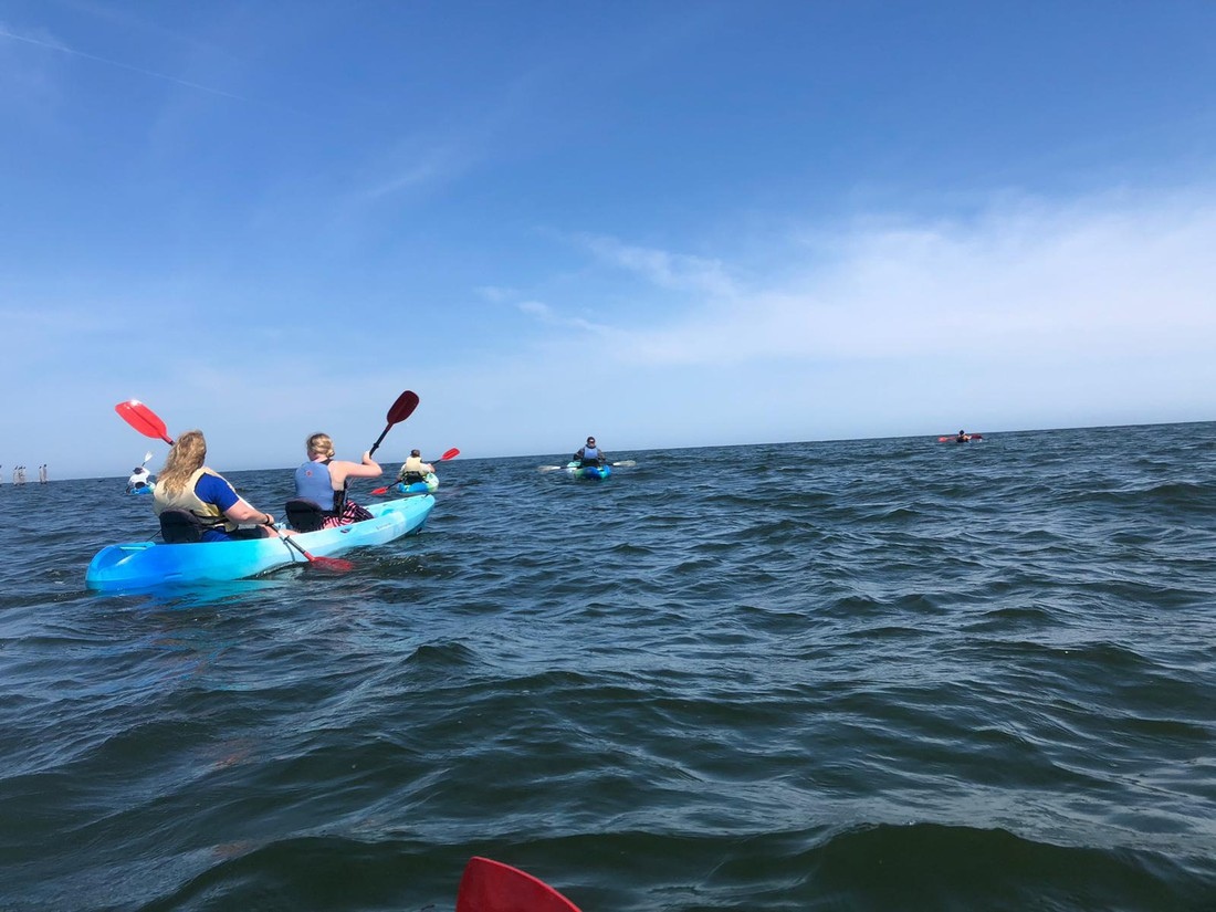 Georgia Kayakken - Amerika -Doets Reizen