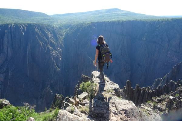 Black Canyon of the Gunnisson National Park - Colorado - Doets Reizen