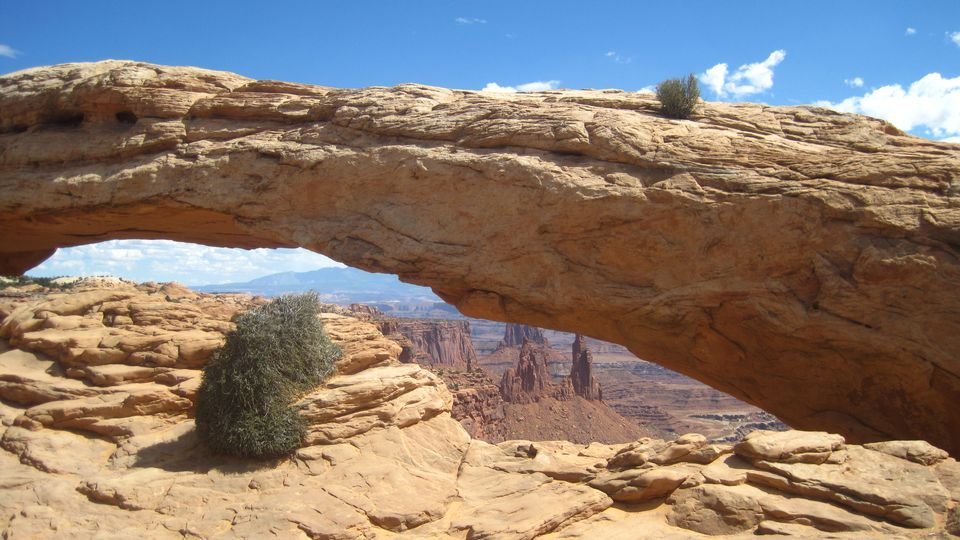Canyonlands NP in Utah