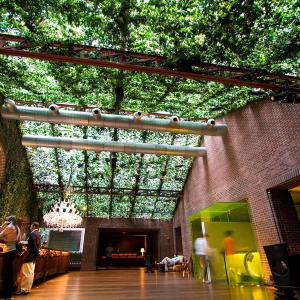 Hudson Hotel New York City - lobby2
