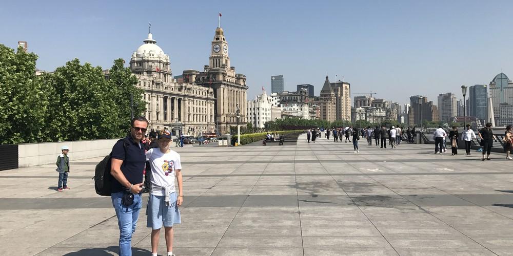 Bund - Shanghai - China - Doets Reizen
