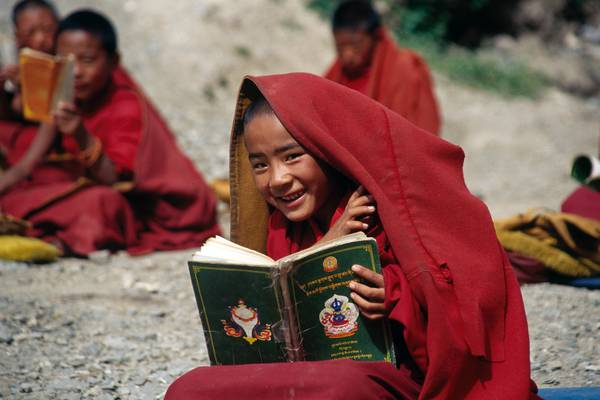 Lhasa - Tibet - China - Doets Reizen