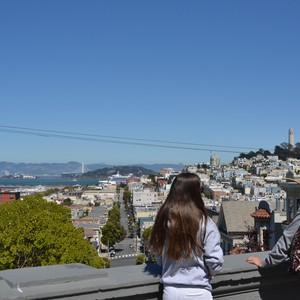 San Francisco by bus - Dag 3 - Foto