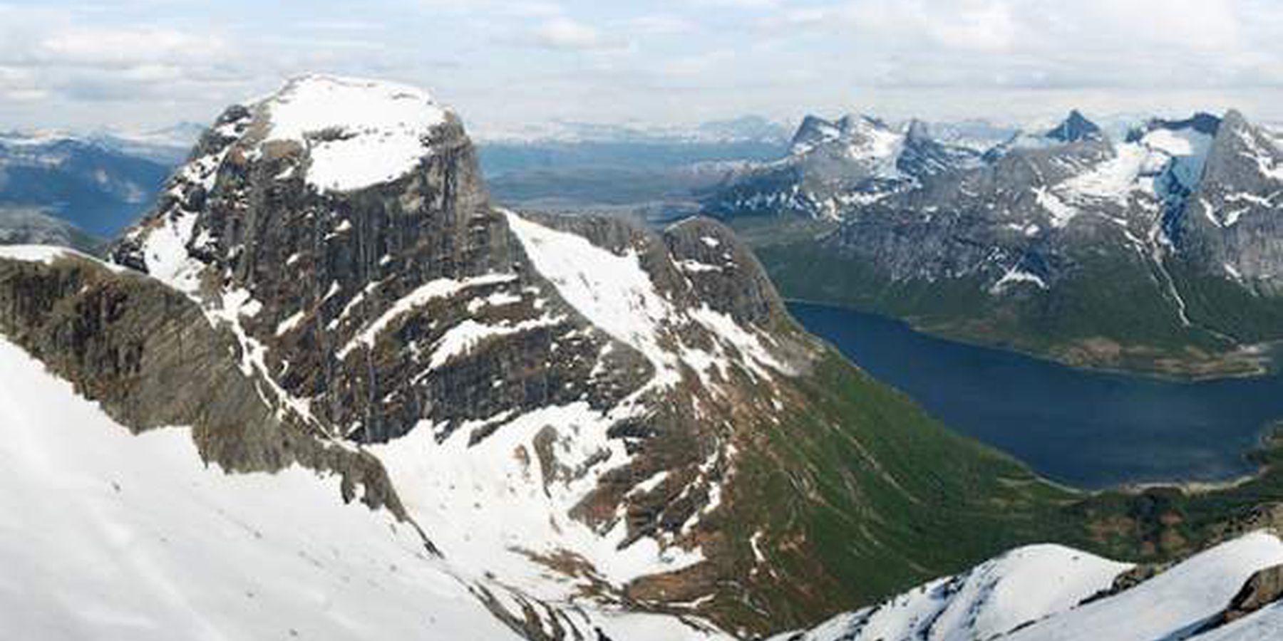 Sjunkhatten National Park - Doets Reizen - Vakantie Noorwegen - Credits VisitNorway