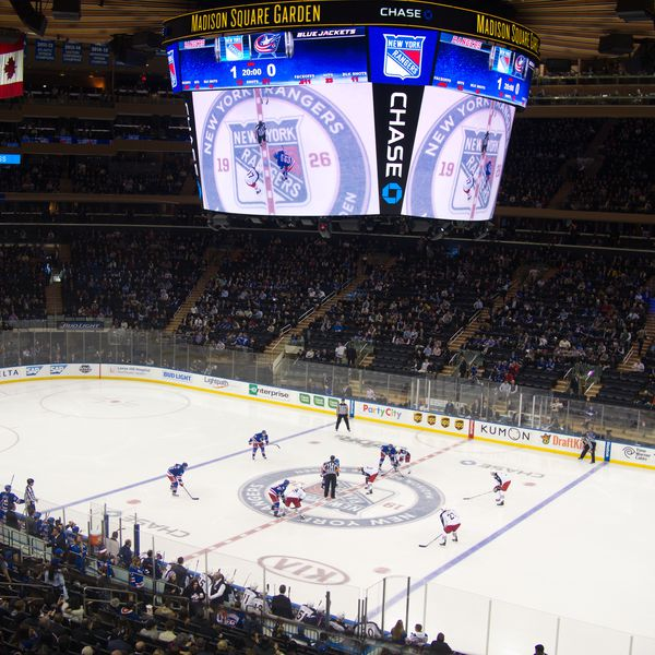 Hockey in New York City - Doets Reizen