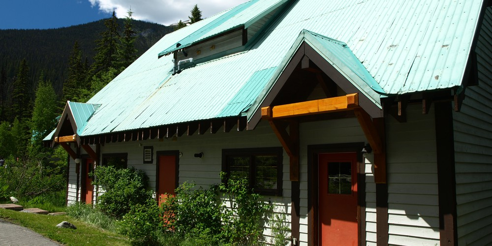 Emerald Lake Lodge - Yoho National Park - British Columbia - Canada - Doets Reizen