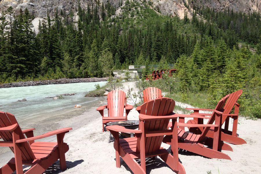 Kicking Horse River - Yoho National Park - British Columbia - Canada - Doets Reizen