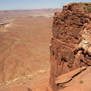 Canyonlands en Dead Horse Point - Dag 18 - Foto