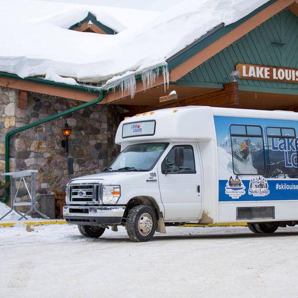 Lake Louise Inn - Wintersport Canada - Doets Reize