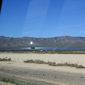 Las Vegas via Caligo naar Lake Isabella - Dag 3 - Foto