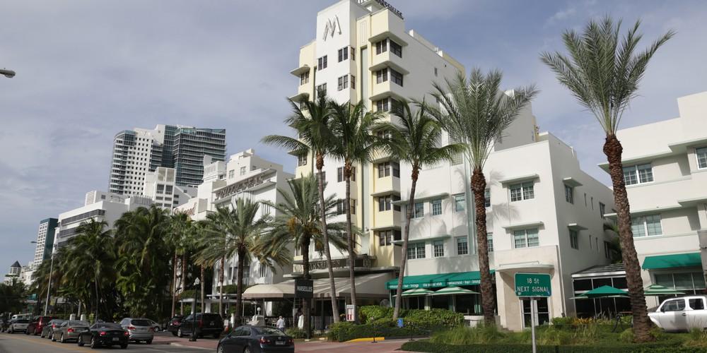 Miami Beach Marseilles Hotel Florida
