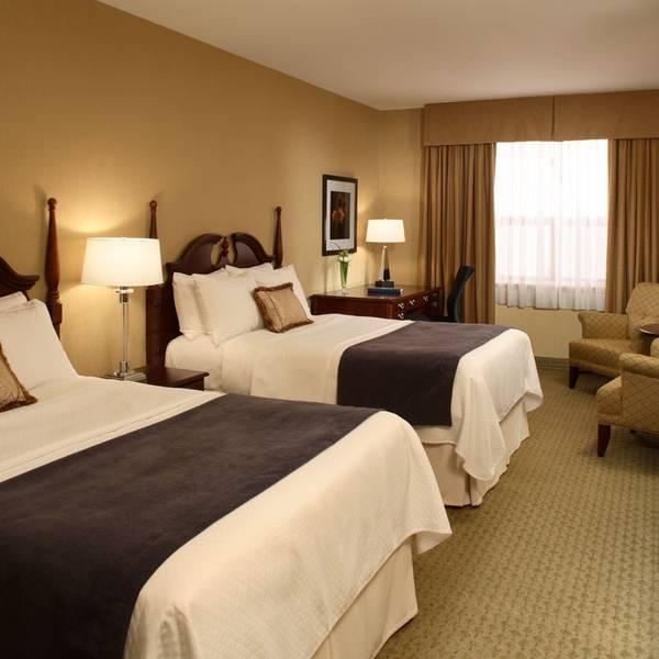 Lord Nelson Hotel Halifax - kamer