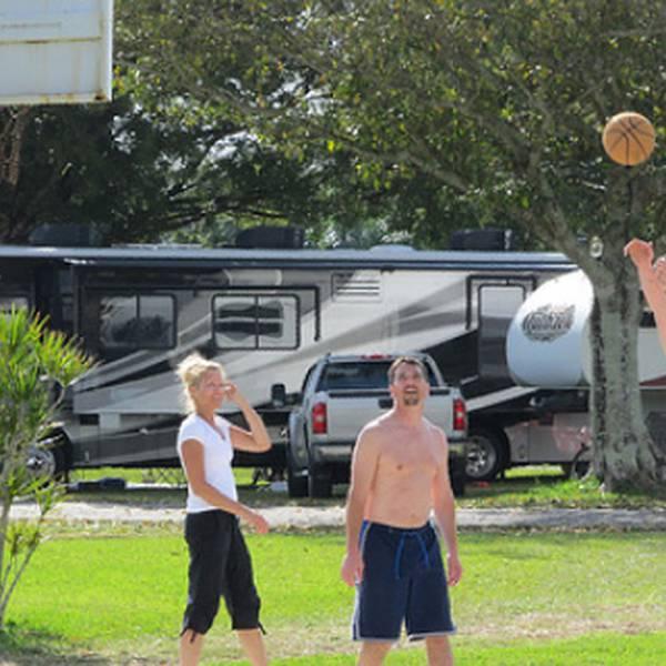 Everglades Campground - campingplaats