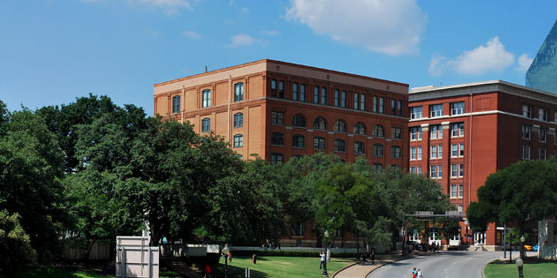The Sixth Floor Museum - Dallas - Texas - Doets Reizen