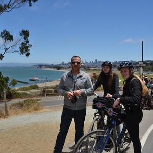 San Francisco op de fiets - Dag 2 - Foto