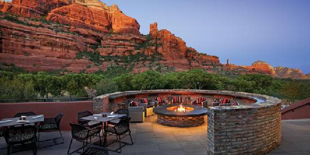 Amara Resort - Sedona - Arizona - Doets Reizen