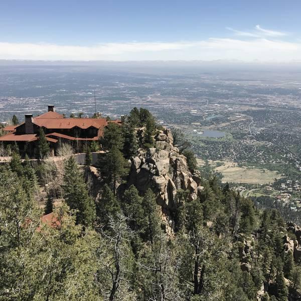 The Broadmoor Cloud Camp 1