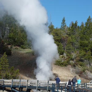 Yellowstone NP - Dag 19 - Foto