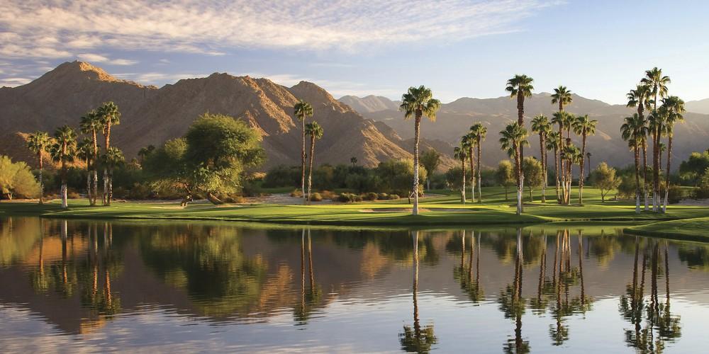 Golfen Palm Springs - California - Amerika - Doets Reizen