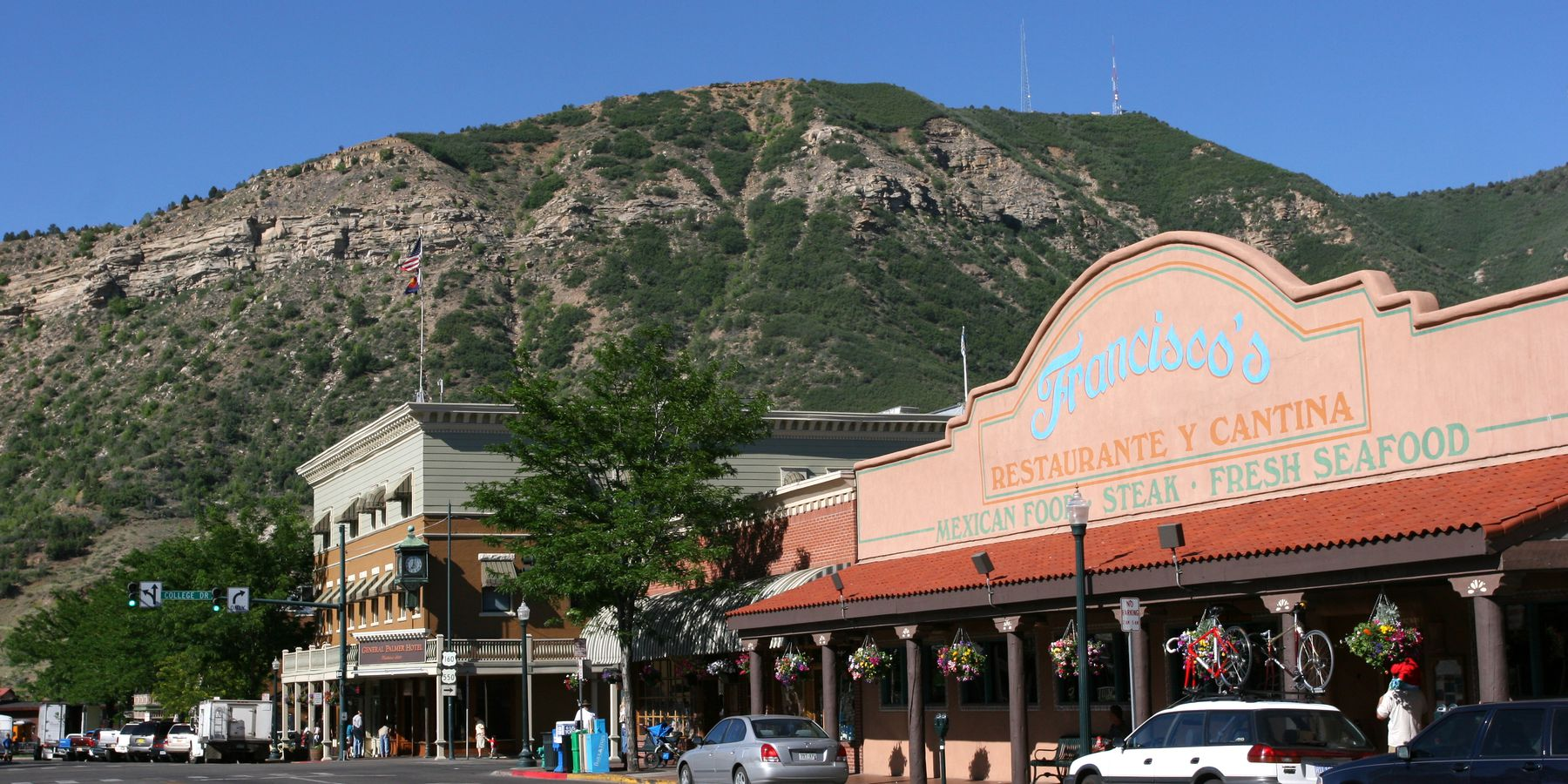Durango - Colorado - Doets Reizen