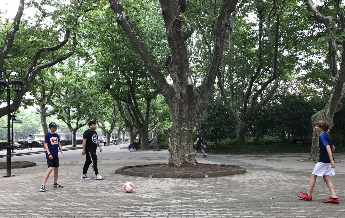 Sinan Road - Shanghai - China - Doets Reizen