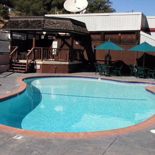 Inn of Sonora - zwembad