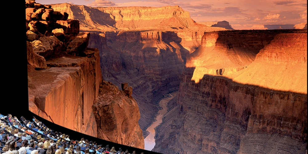 Imax Theatre Grand Canyon - Arizona - Doets Reizen