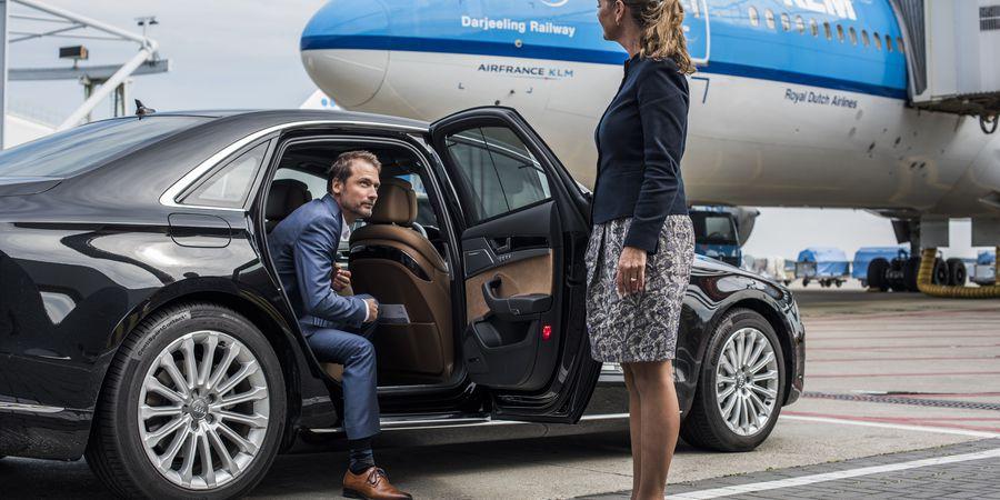 Schiphol VIP Service - Doets Reizen