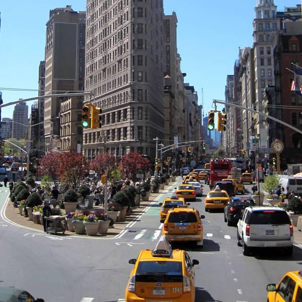 Flatiron Building - New York - Doets Reizen