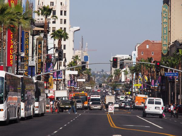 Hollywood - California - Amerika - Doets Reizen