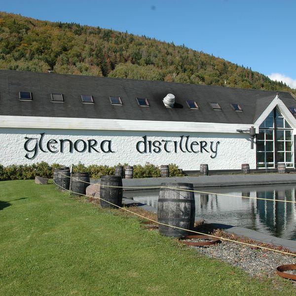 Glenora Inn & Distillery Resort - exter