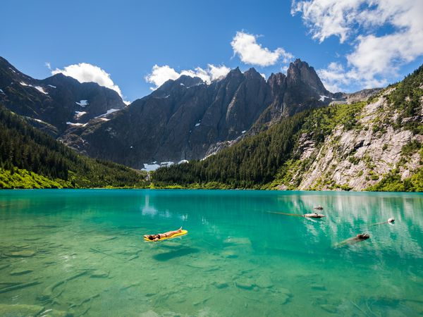 Strathcona Provincial Park - Vancouver Island - British Columbia - Canada - Doets Reizen