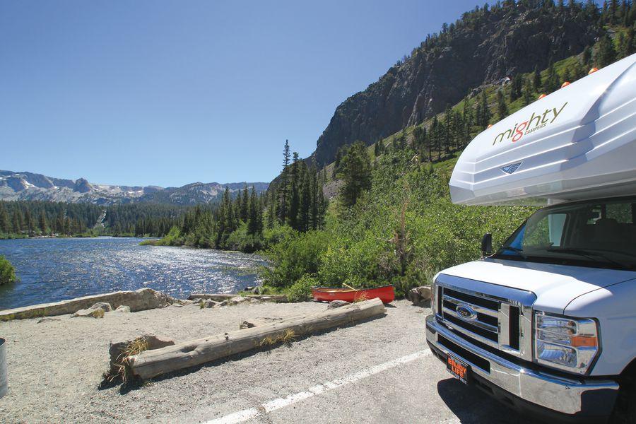 Mighy Campers Amerika - Doets Reizen