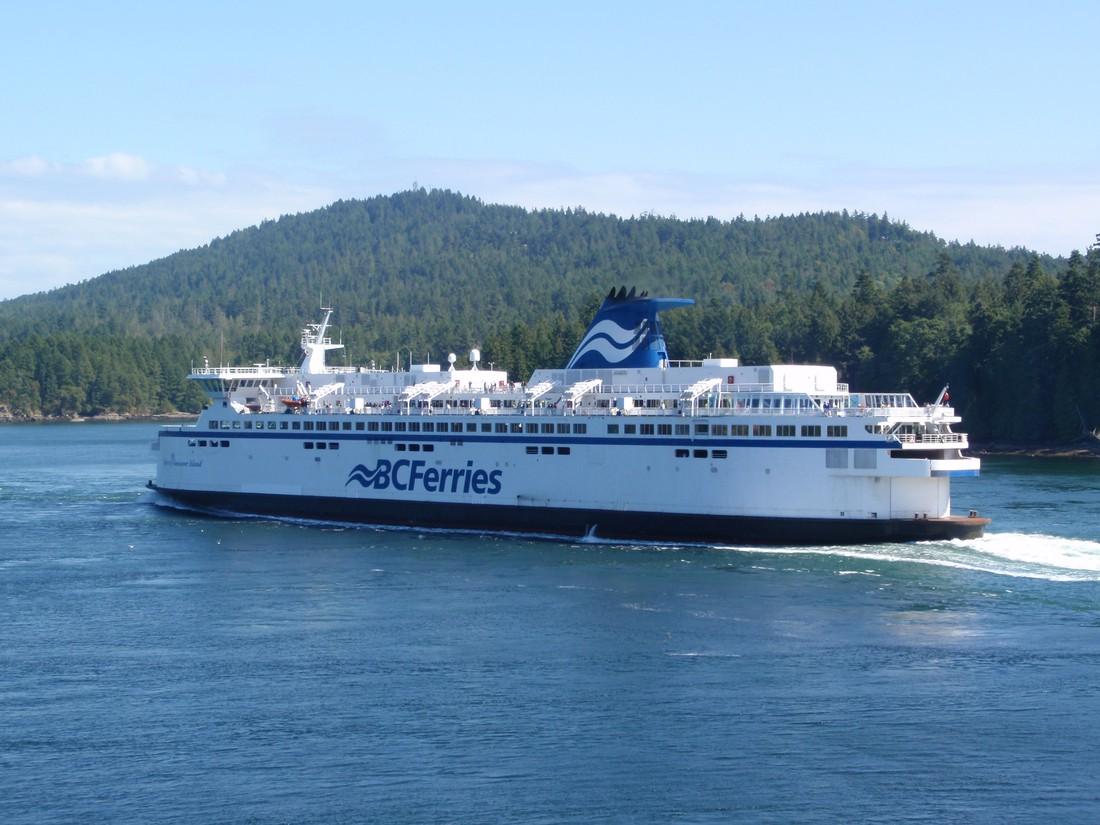 Inside Passage - BC Ferries - British Columbia - Canada - Doets Reizen