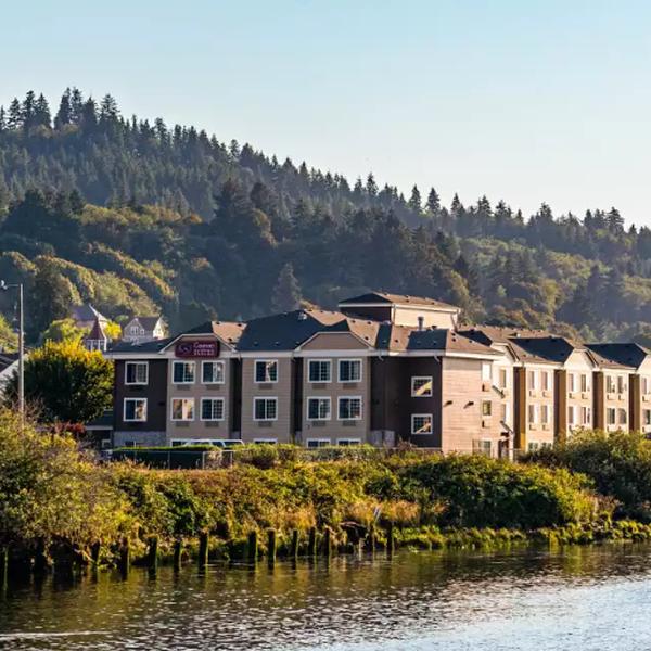 Comfort Suites Columbia River - aanzicht