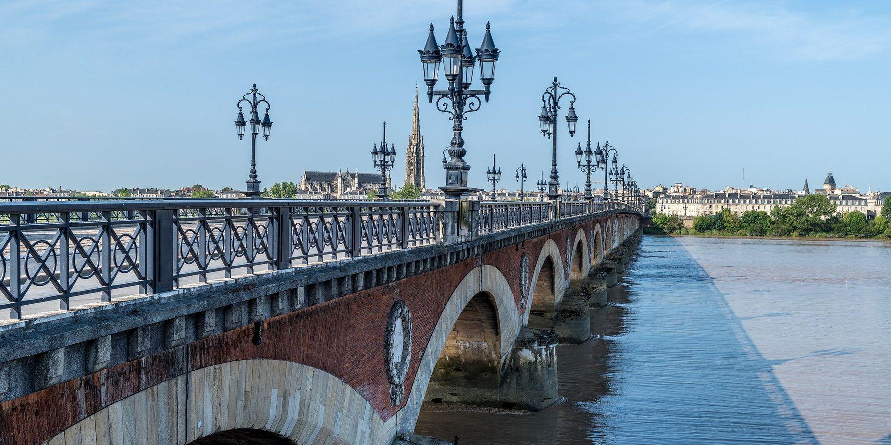 Bridge-Bordeaux- Doets Reizen free Credits Guide Sud | Frankrijk