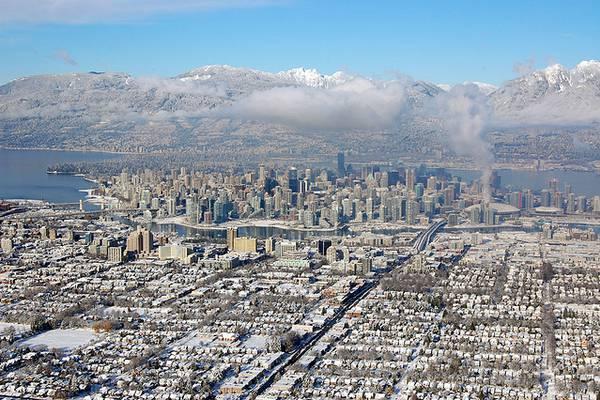 Wintersport - Vancouver - British Columbia - Canada - Doets Reizen