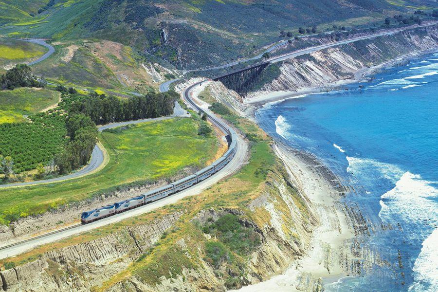 Coast-Starlight - Amtrak - Treinreizen - California - Amerika - Doets Reizen