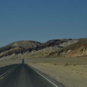 Las Vegas - Death Valley - Dag 17 - Foto