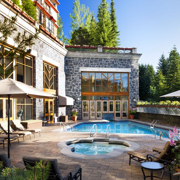 The Westin Resort Whistler 4