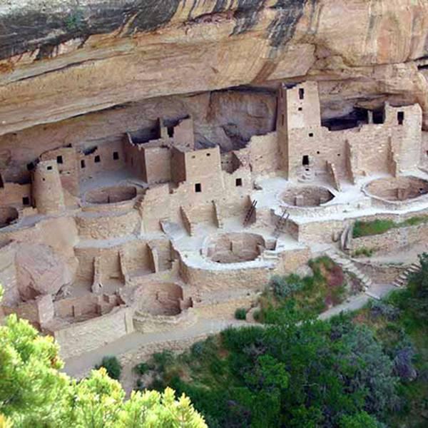 Mesa Verde NP in Colorado