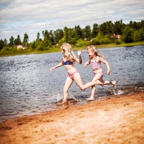 Mora Parken in Mora, Dalarna - Vakantie Zweden - Doets Reizen - Credits to Mora Parken
