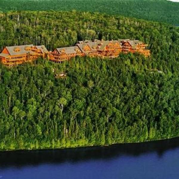 Hotel Sacacomie - aanzicht