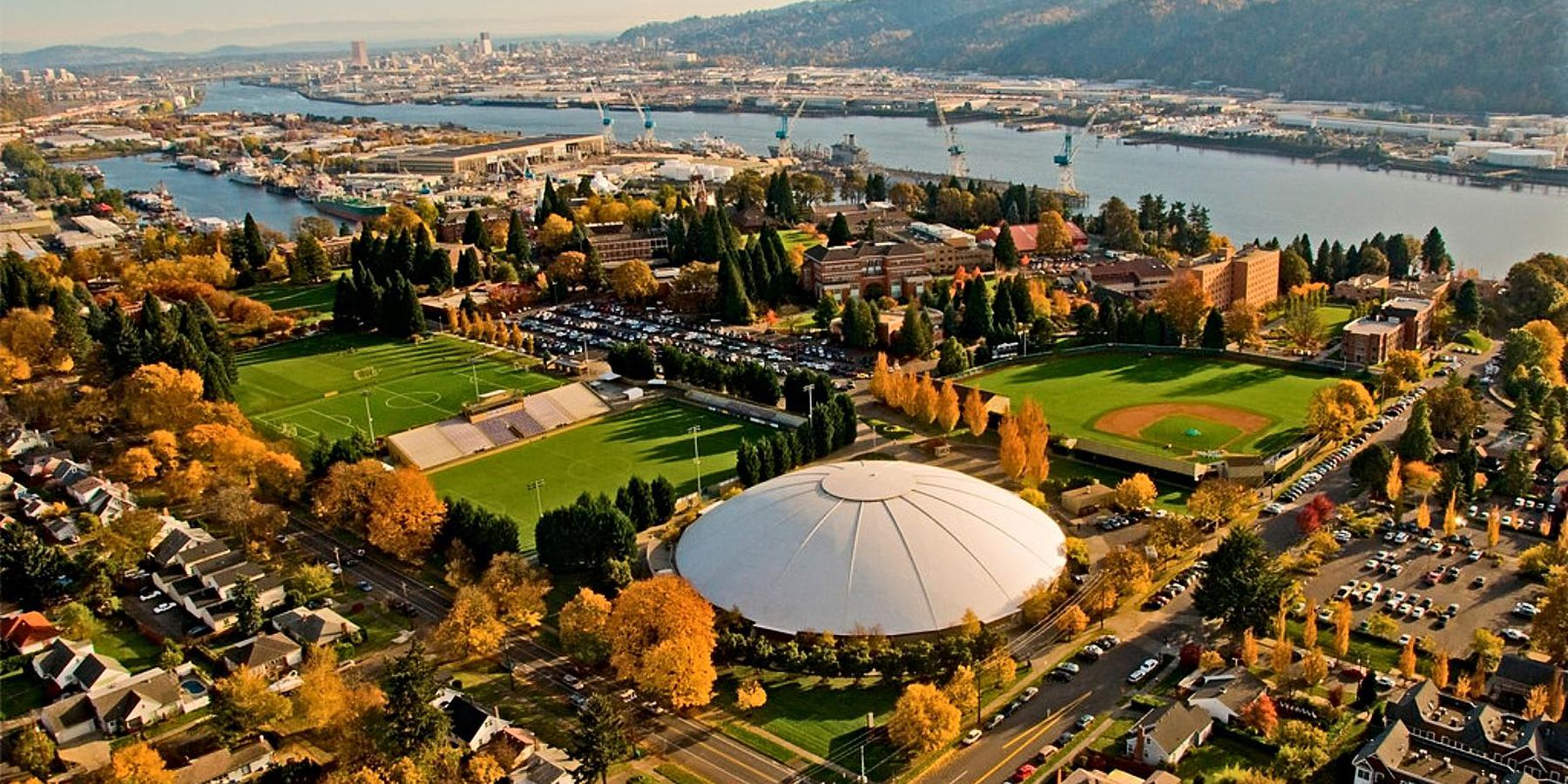 University of Portland - Portland - Oregon - Doets Reizen