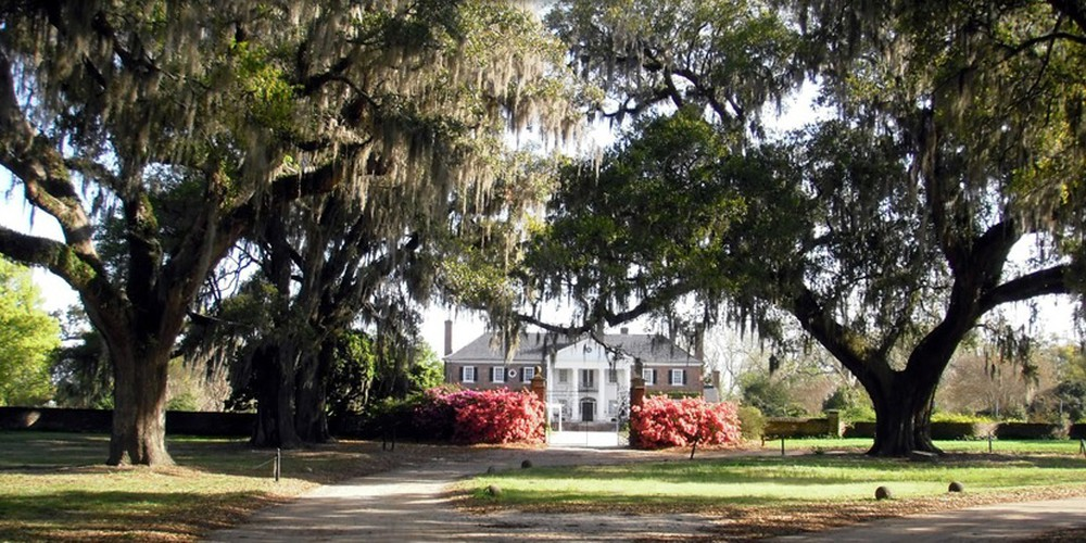 Boone Hall Plantation - Charleston - South Carolina - Amerika - Doets Reizen