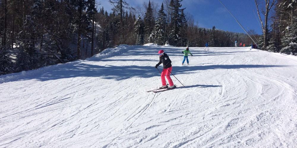 Wintersport - Mont Tremblant - Quebec - Canada - Doets Reizen