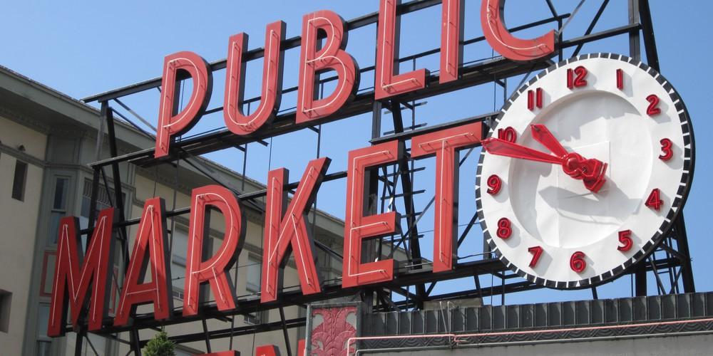 Seattle - Washington State - Doets Reizen