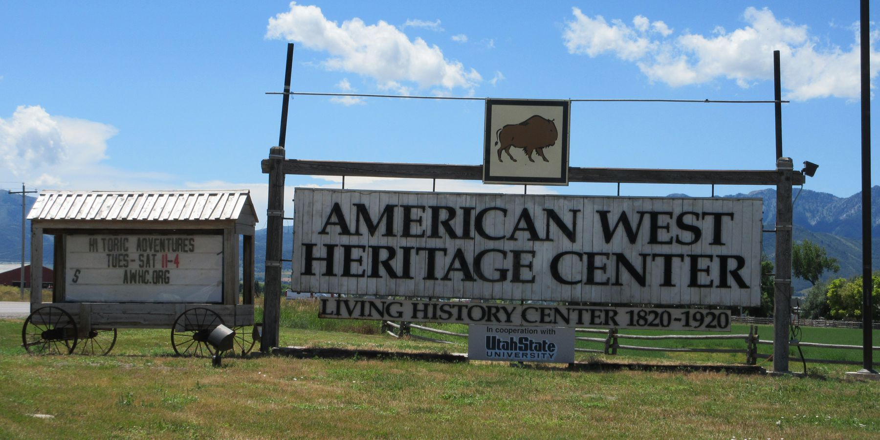 American West Heritage Center - Logan - Utah - Doets Reizen
