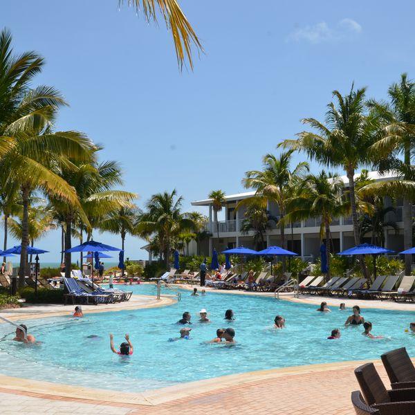 Hawks Cay Resort - zwembad