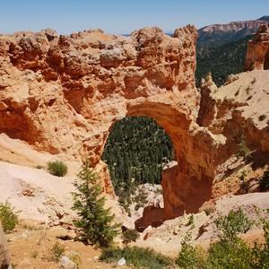Vandaag naar the Bryce Canyon - Dag 4 - Foto